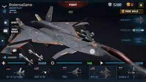 game online pertempuran pesawat